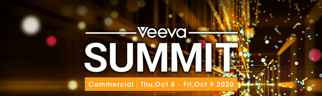 veeva SUMMIT 2020/10/8~10/9